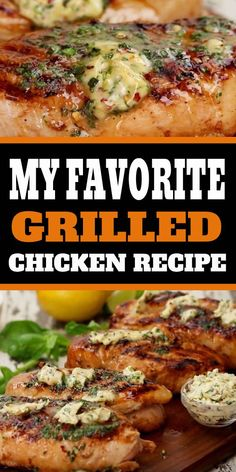 My most favorite grilled chicken recipe ever! The Best Grilled Chicken Recipe E… My most favorite grilled chicken recipe ever! The Best Grilled Chicken Recipe Ever! Best Grilled Chicken Recipe, Best Dinner Recipes, Diet Recipes, Grilling Recipes, Grilling Ideas, Eating Habits, Food Photo, The Best, Favorite Recipes
