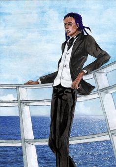 Kaname Tousen by WTSpears.deviantart.com on @deviantART