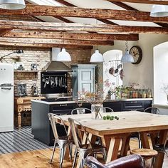 352 mentions J'aime, 1 commentaires - @mydesihome sur Instagram: «How will like a kitchen like this??»