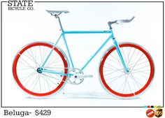 A great selection of bikes from State Bicycle Co. Look at their website: www.statebicycle.com