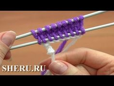 Knit The Crochet Provisional Cast On Tutorial 1 Part 17 of 18 Cast On Methods in… – Knitting patterns, knitting designs, knitting for beginners. Knitting Basics, Knitting Videos, Crochet Videos, Knitting For Beginners, Loom Knitting, Knitting Socks, Knitting Stitches, Knitting Tutorials, Easy Knitting