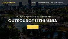 List of the top digital agencies and freelancers from Lithuania