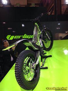 Vertigo presenta la nueva generación de motos de trial - todotrial.com