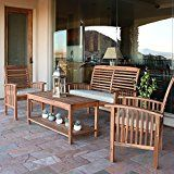 Shop a great selection of Walker Edison Solid Acacia Wood Patio Chat Set. Find new offer and Similar products for Walker Edison Solid Acacia Wood Patio Chat Set. Modern Outdoor Furniture, Patio Furniture Sets, Wood Furniture, Furniture Reupholstery, Custom Furniture, Wood Patio, Patio Table, Dining Table, Outdoor Dining Set