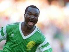 Roger Milla, Cameroon - Italia '90