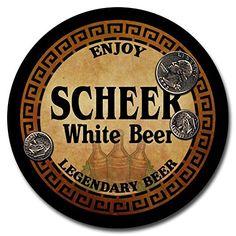 Scheer Beer - 4 pack Rubber Drink Coasters ZuWEE http://www.amazon.com/dp/B00LWD86ZU/ref=cm_sw_r_pi_dp_2.erub0MXHMVT