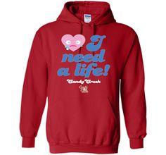 Candy Crush 'I Need a Life!' T-Shirt shirt