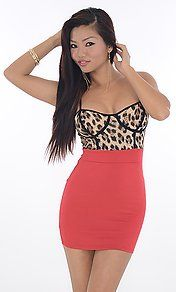 Great Glam - Wide Selection Of Sexy Short Dresses And Trendy Low Cut Dresses Available Here