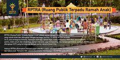 Ruang Publik Terpadu Ramah Anak di DKI Jakarta.