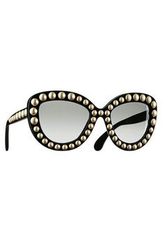 Chanel Pearl Sunglass