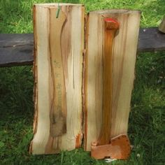 Make Your Own Axe Handle...
