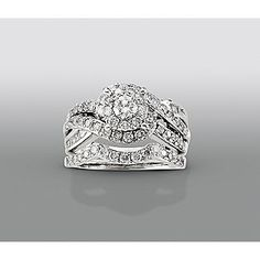 Dream Ring Holy Cow I Love This David Tutera 1 Cttw