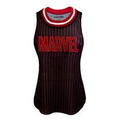 Marvel Athletic Mesh Tank