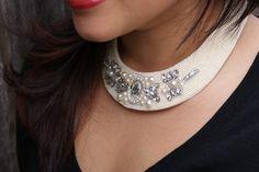Pearl collar ~ $39