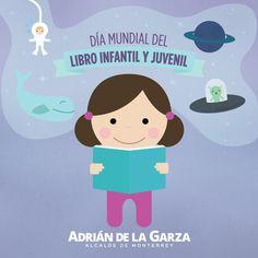 Celebramos el día Internacional del libro Infantil y Juvenil, debemos crear en nuestros hijos el hábito de la lectura. ¿Quiénes acostumbran leer con sus hijos? Qué libros recomiendan?
