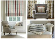 Oriel Silks by James Hare - All products in image made for James Hare by Vanilla Interiors - www.vanillainteriors.co.uk Silk Wallpaper, Hare, Vanilla, Interiors, Curtains, Products, Home Decor, Insulated Curtains, Interieur