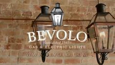 It's Simple: How to Light a Bevolo Lantern | Lighting your Bevolo Gas Lantern is simple. Follow along with these simple instructions. If you have any questions, don't hesitate to contact us online at www.bevolo.com. We look forward to seeing you at soon at one of our French Quarter locations.