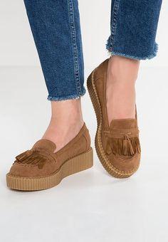 4925b03dff37 bestil New Look KEEPER - Loafers - tan til kr 299
