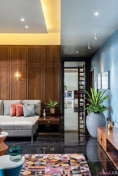 Contemporary Beach House, Back Painted Glass, Apartment Interior Design, Interior Designing, Bedroom Paint Colors, Cool House Designs, Luxury Interior, Furniture Design, Furniture Ideas