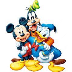 Buy 2 get 2 free,disney clip art, mickey mouse clip art, goofy clip art,donald clip art - PNG file - 0034. $2.00, via Etsy.