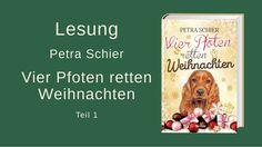 """Lesung aus """"Vier Pfoten retten Weihnachten""""  - Teil 1"""