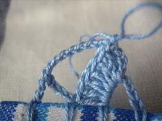 Filomena Crochet et autres Lavores: - Crochet Beak Snow Flakes Diy, Crochet Lace Edging, Crochet Amigurumi, Magic Ring, Kirchen, Embroidery, Images, Crocheting, Blog