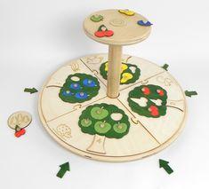 Doplněk – Zahrádka u lesa | DomDom - dřevěné výrobky pro kreativní činnost, didaktické pomůcky, suvenýry Tiered Cakes