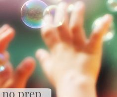 Make a quick and easy, no prep bubble machine for hours of fun!