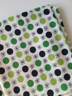 Denyse Schmidt Green Dots Flea Market Fancy Quilt Fabric Fat Quarter Quilt Fabric Sewing Fabric Retro Fabric by littleswedeheart on Etsy