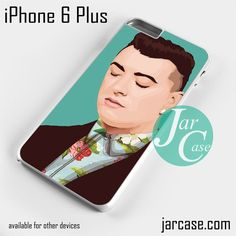 Sam Smith Art Phone case for iPhone 6 Plus and other iPhone devices