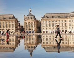 Bordeaux, France ~ ahh the memories of shopping, wining & dining