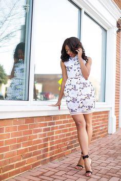Chicwish mini spring dress, gianvito rossi shoes, www.jadore-fashion.com
