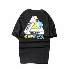 Parakeet Men Black Palace Skateboards T Shirts Shorts Sleeve Casual T shirts: Suitable for Man/boy Cotton and Comfortable Good quality…