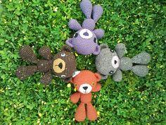 Cute. Free pattern  @Sabina Modée Brink Modée Brink Rothe...make my boys these!