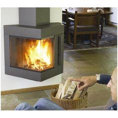 Harrie Leenders Stoves   Harrie Leenders Trias Wood Burning Stove