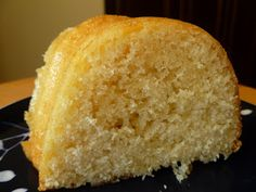The Pastry Chef's Baking: Buttermilk Cake