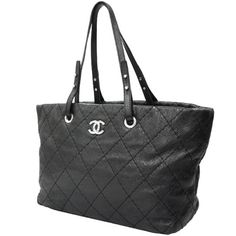 Auth-CHANEL-Tote-Shoulder-Bag-Matelasse-Black-Coco-On-the-Road-A48019-GR-1660562