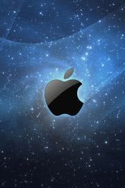 Galaxy Apple | iPhone壁紙ギャラリー