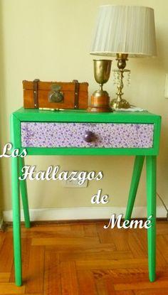 old meets new, find it in: Los Hallazgos de Memé