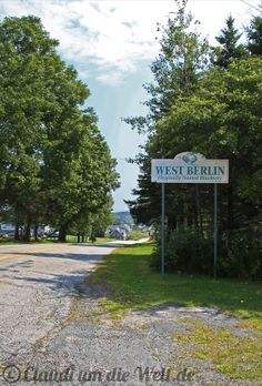 West Berlin - still existing in Nova Scotia, Canda. Read more on the blog >>