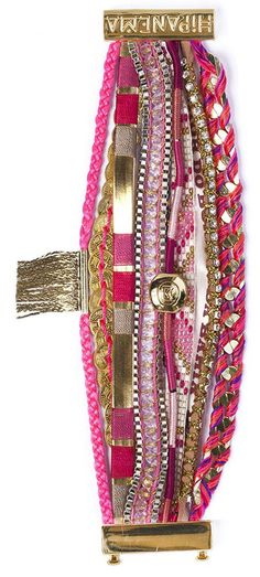 Brazilian bracelet HIPANEMA IMPERIAL