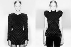 The Editorial: Symmetry in Fashion Photography