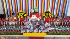 Festa Angry Birds