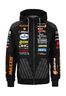 Voor het Dakarteam van Coronel hebben we in 3 dagen bijna 11.000 sponsorlogo's op de kleding gedrukt...