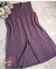 Crochet Baby Jacket, Knit Crochet, Dress Sewing Patterns, Baby Knitting Patterns, Knit Cardigan Pattern, Sweater Design, Knit Fashion, Knitting Socks, Cable Knit Sweaters