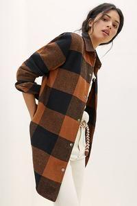 BB Dakota Eldridge Coat PRESALE – Wilde and Sparrow Apparel Design, Jackets For Women, Women's Jackets, Shirt Jacket, Dress Brands, New Outfits, Anthropologie, Personal Style, My Style