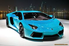 A aventador in that color... Amazing.