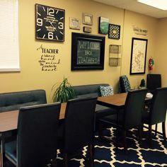Take a Book, Leave a Book shelf in the faculty lounge! | Teacher ...