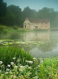 The Mill at Sturminster Newton - Dorset, England