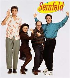 Seinfeld-when TV comedies were at their best. The reruns never get old.